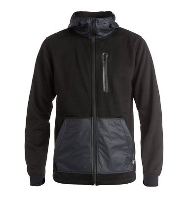 DC Shoes™ United - Zip-Up Technical Hoodie - Hombre