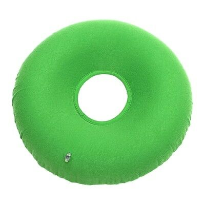 Inflatable Nylon PVC cushion seat pad chair cushion seat ring + pump