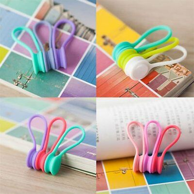3Pcs Magnetic Earphone Cable Organizer Earphone Headphone Headset Cable Winder T