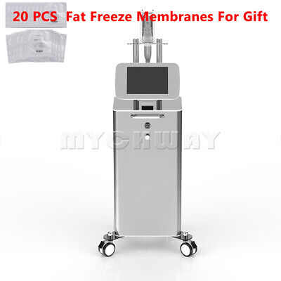 PRO 4 HANDLES Cold Cooling System Frozee CryoTherapy Machine