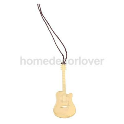 Musical Instrument Guitar Book Mark Metal Bookmark for Reading & Collection