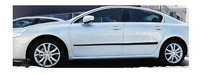 Moulding Side Protector Door Protection for Peugeot 508 saloon 2010-