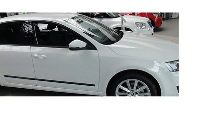 Moulding Side Protector Door Protection for Skoda Octavia III estate 2013-
