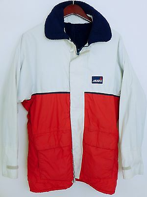 SS164 Men Musto Ocean Sailing Yachting Waterproof Jacket Size L