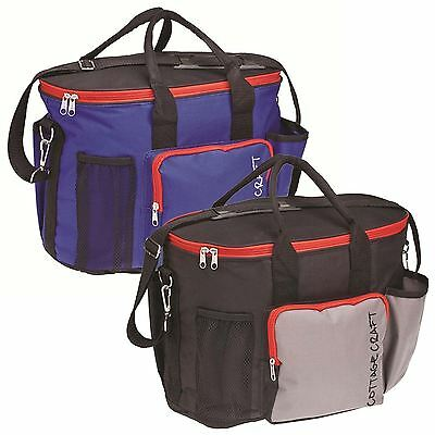 Cottage Craft Equestrian Large Tote Bag Travelling Fit Horse Grooming Equipment