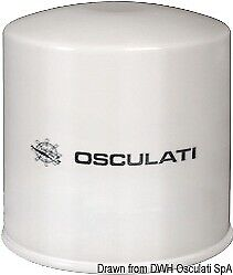 Oil Filter for Yamaha Honda 4-Stroke 25/50HP Osculati