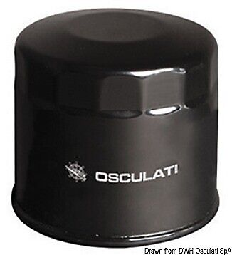 Oil Filter for Mercury Yamaha 4-Stroke 150/250HP Osculati
