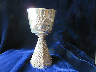 Aurum Silver 'Ely Cathedral' Limited Edition Goblet