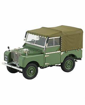Official Land Rover Merchandise 1948 LR Series 1 HUE Scale Model 1:43