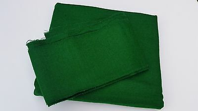 English Green Pool Table cloth 7x4 Speed cloth Strachen Super Pro