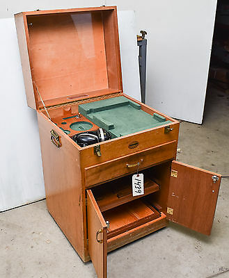 Cabinet for Rotary Table; (CTAM #1439)