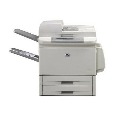 HP LaserJet 9040MFP Tabletop Only 57,992 pages w/ toner ! Q3726A