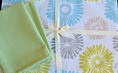 Sunshower Multi Placemats & Signature Napkin Set