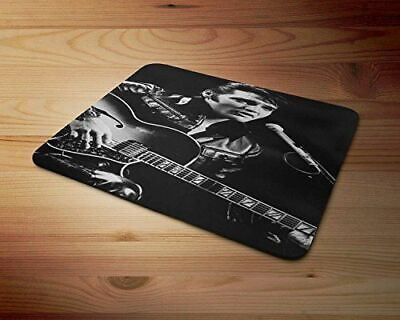 Elvis Presley The King of Rock Rubber Mouse Mat PC Mouse Pad D1