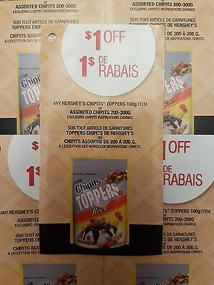Toppers coupons canada