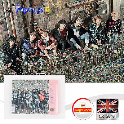 BTS 2nd Album WINGS: YOU NEVER WALK ALONE RIGHT Version K-pop CD