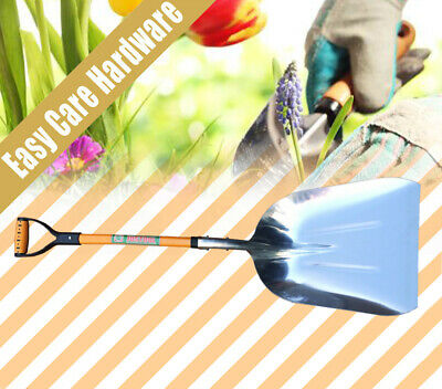 Aluminium Wide Scope Shovel Grain Shovel Food Handle