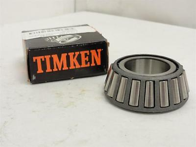 "148294 New In Box, Timken M86649 Tapered Roller Bearing Cone, 1-3/16"", 21.433mm"