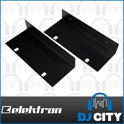 Elektron Rack Mount Kit for Analog Four and Octatrack Instruments - Black