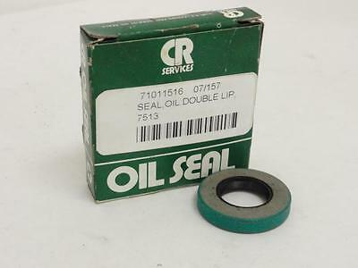 """148775 New In Box, Chicago Rawhide 7513 Oil Seal,3/4"""" ID, 1-3/8"""" OD, 1/4"""" Wide"""