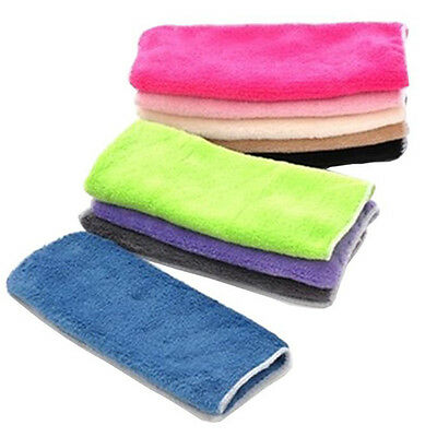 Anti-grease Cloth Bamboo Fiber Washing Towel Kitchen Cleaning Wiping Rags F5J