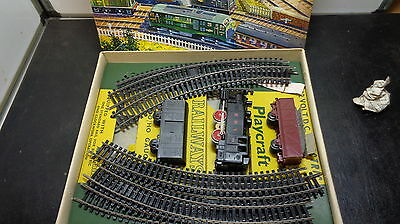 Playcraft Railways OO Train Set Broad street PR 1301