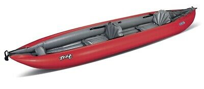 Gumotex Twist N2 - 2 Person Inflatable Kayak - Free Postage
