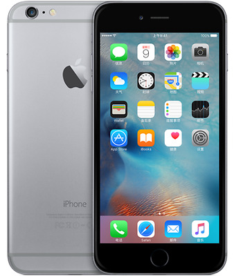 Apple iPhone 6 Plus- 64GB ( Unlocked) Smartphone Space Gray - Silver - Gold W88
