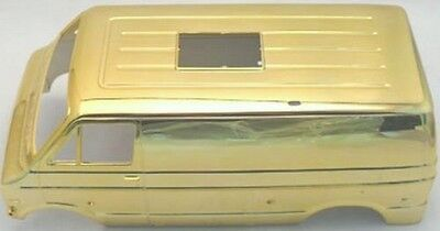 Tamiya 9335485 RC Monster Truck 49459/58347 Lunch Box Gold Painted Body Parts