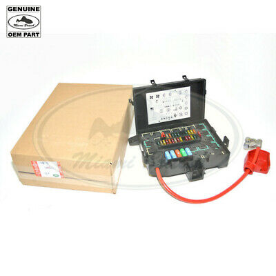 LAND ROVER FUSE Box Relay Fusebox Range 97-99 P38 Amr6476 ... on