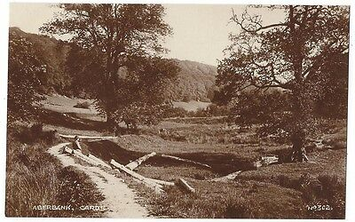 ABERBANK Cardiganshire, RP Postcard by Harold Squibbs, Unused