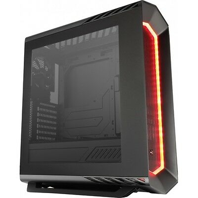 Aerocool P7-C1-BA Case PC Tower Atx-Micro-Mini Atx Con Led Frontale 4 Porte Usb