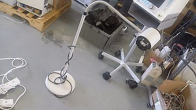 McKesson Entrust Halogen 35 Floor Stand Exam Light nice condition