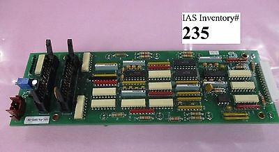 AMAT Applied Materials 0100-20349 Operator Key Panel Circuit Board 300mm