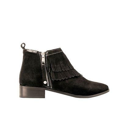 Forever Love Me Black Kristen Boot