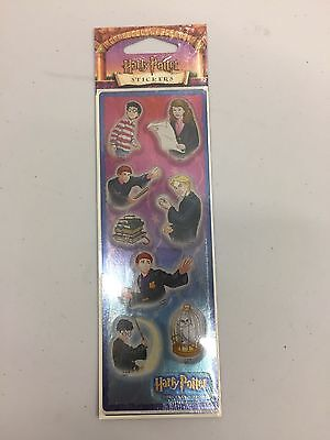 Harry Potter Stickers All Night Media / Plaid Enterprises New Sealed