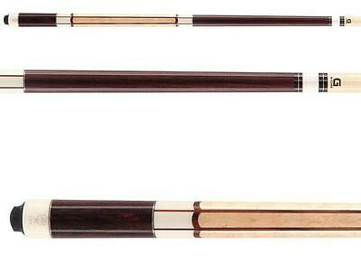 McDermott G501 Pool Cue with G-Core Shaft (19oz)
