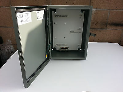 EXM 5300 ES Electrical Control Panel Enclosure Box 16X12X6 Type 3-3R Weather Prf
