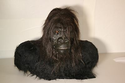 Gorilla 1:1 Scale Bust  (READ DESCRIPTION) (LOCAL PICK UP ONLY) (CASH ONLY)