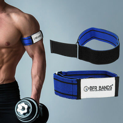 Occlusion Training Bands by BFR Bands, RIGID EDITION, Pair