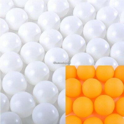 100-150pcs Wholesale Budget Plastic Table Tennis Ping Pong Balls Training Sports