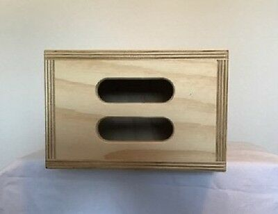 New Economy Full Apple Box for Film/Stage/Studio Grip