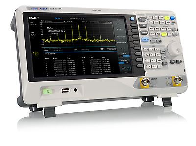 SSA3032X  Siglent Spektrum Analyser von 9 kHz bis 3,2 GHz (Spectrum analyzer)
