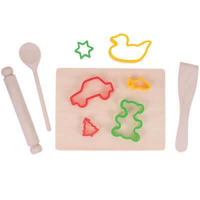 Bigjigs Toys Pastry Set - Baking Kit