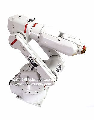 MOTOMAN Yaskawa Electric YR-SV3-J30 Robot Arm & Cables Yasnac Robotic