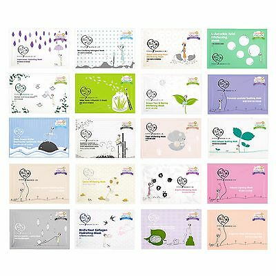 BUY 5 GET 1 FREE [MY SCHEMING] Classic Series Moisturizing Facial Mask 1pc NEW