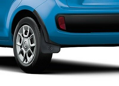 New Genuine Suzuki IGNIS Flexible Mudflaps Mudflap SET 2016-> REAR 990E0-62R14