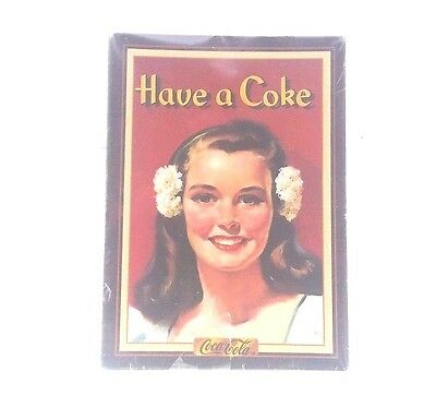 """COCA COLA """"Have a Coke"""" COKE DECK OF PLAYING CARDS Vintage"""