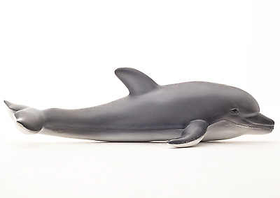 Natural rubber Bath toy Dolphin by Green rubber toys