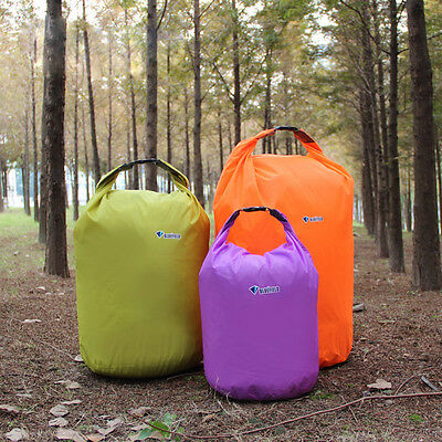 10/20/40/70L Waterproof Dry Bag Sack for Kayak Canoeing Fishing Sailing Camping